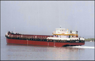 ship at goa